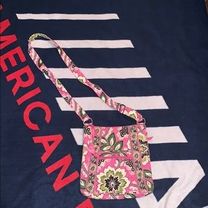 Iconic Hipster Vera Bradley Crossbody purse